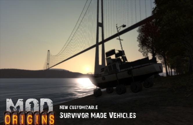 Видео: Винегрет выживания DayZ Origins.
